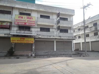 อาคารพาณิชย์ 4500000 ชลบุรี เมืองชลบุรี เสม็ด